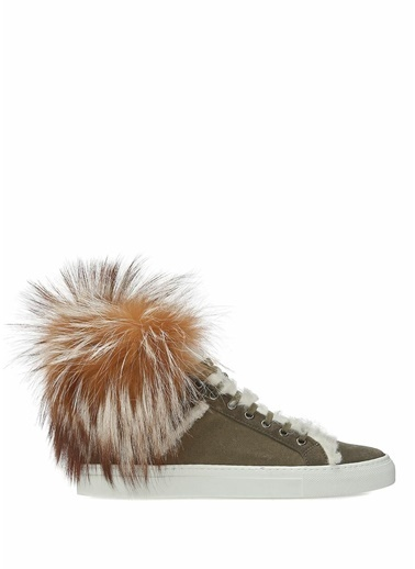 Yves Salomon Sneakers Haki